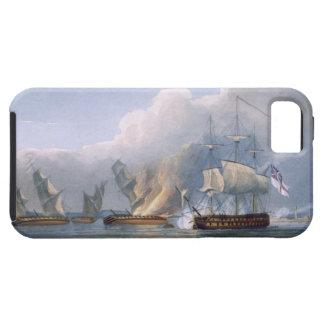 Destrucción de las fragatas francesas L'Arianne y Funda Para iPhone 5 Tough