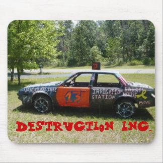 Destruction Inc. Tapete De Raton