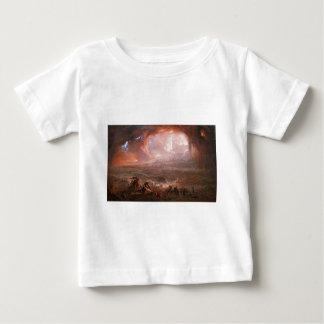 Destruction Of Pompeii And Herculaneum Baby T-Shirt