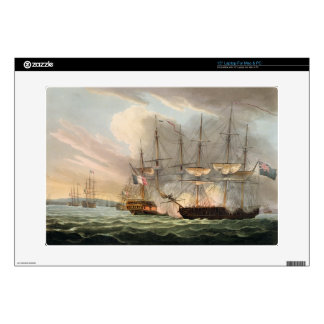 "Destruction of the French Fleet in Basque Roads, A 15"" Laptop Skins"