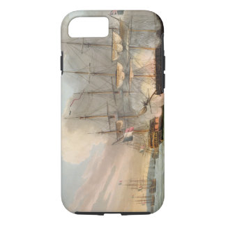 Destruction of the French Fleet in Basque Roads, A iPhone 8/7 Case