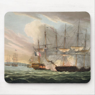 Destruction of the French Fleet in Basque Roads, A Mouse Pad