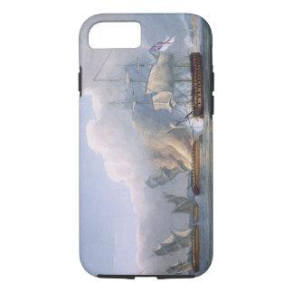 Destruction of the French Frigates L'Arianne & L'A iPhone 8/7 Case