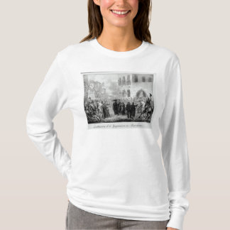 Destruction of the Inquisition in Barcelona T-Shirt