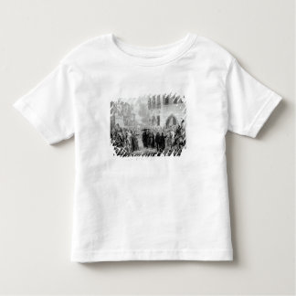 Destruction of the Inquisition in Barcelona Tee Shirt