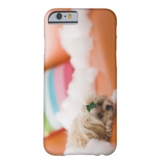 Destructive dog barely there iPhone 6 case