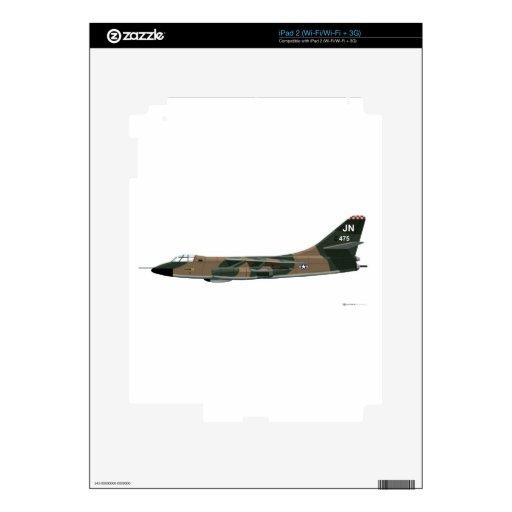 Destructor de Douglas RB-66 Calcomanía Para iPad 2