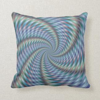 Destructor de la mente - arte del fractal almohadas