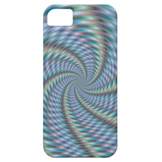 Destructor de la mente - arte del fractal funda para iPhone SE/5/5s