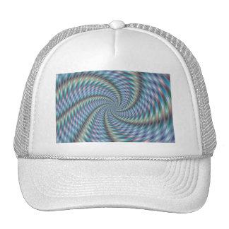 Destructor de la mente - arte del fractal gorra
