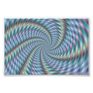 Destructor de la mente - arte del fractal cojinete