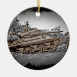 Destructor del tanque M-10 WWII Adorno Para Reyes