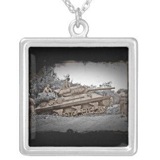 Destructor del tanque M-10 WWII Pendiente Personalizado