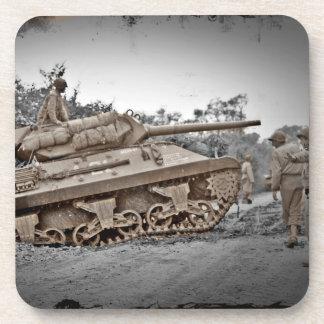 Destructor del tanque M-10 WWII Posavaso
