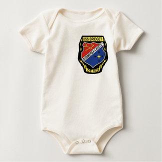 Destructor militar Escor del remiendo de DE-1024 Body Para Bebé