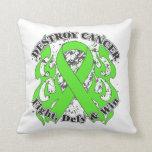 Destruya al cáncer del linfoma almohada