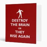 Destruya el cerebro