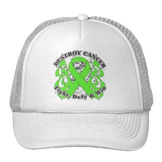 Destruya el linfoma de Non-Hodgkins Gorras