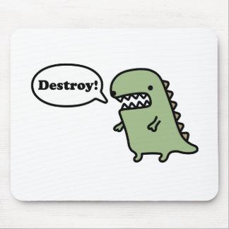 ¡Destruya! Tapetes De Raton