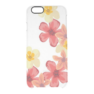 Desviación C del iPhone 6/6s Clearly™ de la flor Funda Clearly™ Deflector Para iPhone 6 De Uncommon
