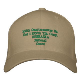 Det 1 1057th Trk Company Embroidered Baseball Cap