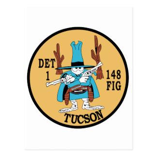 Det 1 148 Fig Tucson Postcard