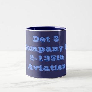 Det 3 Company Two-Tone Coffee Mug