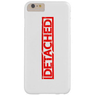 Detached Stamp Barely There iPhone 6 Plus Case