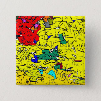 Detail abstract pinback button