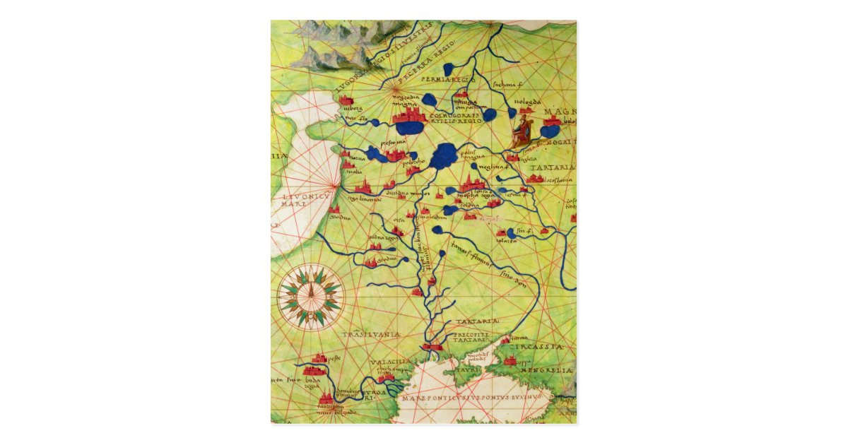 iphone in europe detail from europe and central asia postcard zazzle 5717
