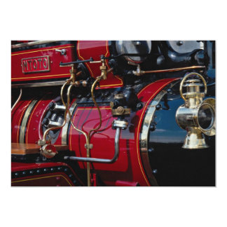 Detail from 'Mtoto' steam engine Announcement