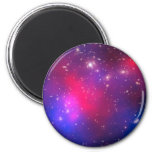 Detail from Pandora's Cluster 2 Inch Round Magnet