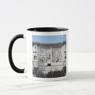 Detail from the Arch of Constantine Mug