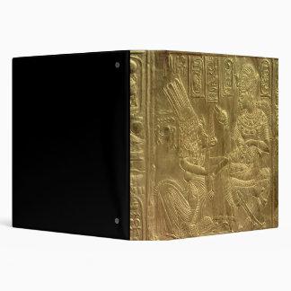 Detail from the Golden Shrine Vinyl Binders