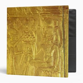 Detail from the Golden Shrine Binders