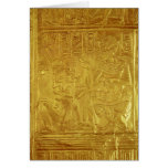 Detail from the Golden Shrine Cards