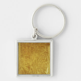 Detail from the Golden Shrine Keychain