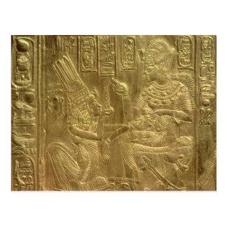 Detail from the Golden Shrine Postcard