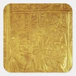 Detail from the Golden Shrine Sticker