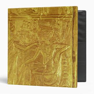 Detail from the Golden shrine Vinyl Binder
