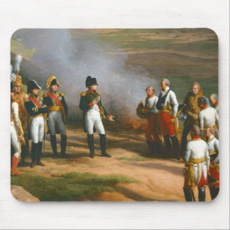 Detail from The Surrender of Ulm Mouse Pad