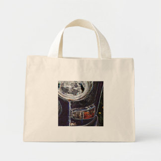 Detail images of Swedish cars. Canvas Bag