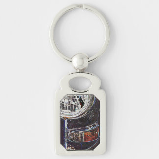 Detail images of Swedish cars. Keychains