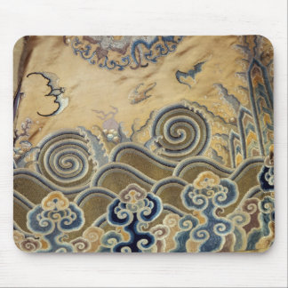 Detail of a funerary robe, Qing Dynasty Mouse Pad