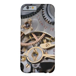 Detail of a pocket watch iPhone 6 case