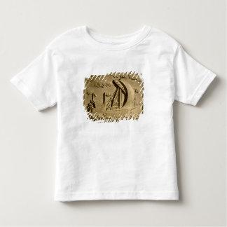 Detail of a Venetian warship T-shirt