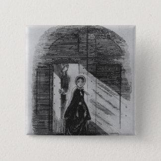 Detail of Amy Dorrit Button