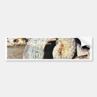Detail Of Canon Bumper Sticker