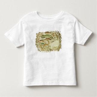 Detail of fish, The Four Seasons, from Vega Baja Toddler T-shirt