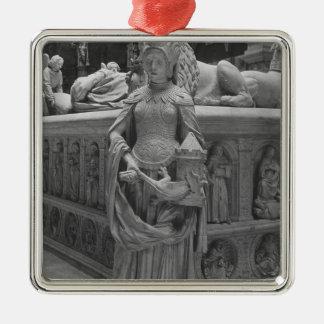 Detail of Fortitude Metal Ornament